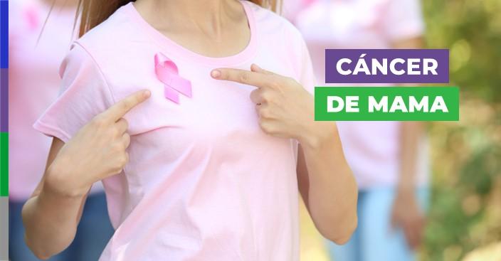 Cancer de mama en mujeres de colombia