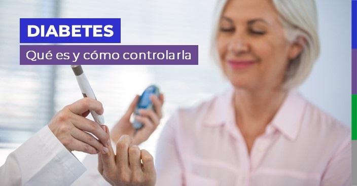 cómo controlar la diábetes
