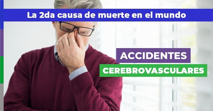 accidentes cerebrovasculares en colombia