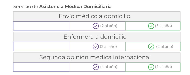 Asistencia Médica Domiciliaria